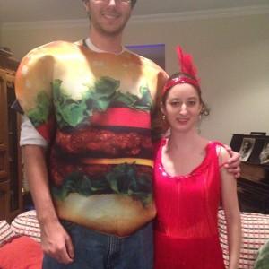 Flapper and a Cheeseburger Halloween 2013